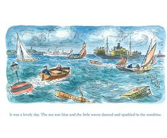 Edward Ardizzone - british illustrator, picture book