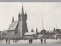 Brána zemské jubilejní výstavy 1891 a kostelík na Národopisné výstavě - Proměny Cologne, Cathedral, Building, Travel, Historia, Viajes, Buildings, Cathedrals, Destinations