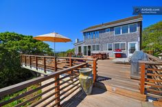 Ptown Dune and Bay View Home in Provincetown