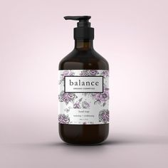 BALANCE Organic Cosmetics (Concept) on Packaging of the World - Creative Package Design Gallery