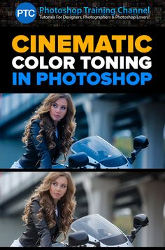In this Photoshop tutorial, you will learn how to quickly and easily apply a color tone in Photoshop using the Selective Color Adjustment Layer.The goal of this tutorial is to replicate the Teal and Orange Hollywood Movie Look but you can use the techniques in this video to apply any other color tone that you like.