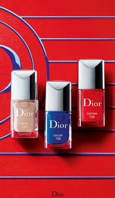 Dior Make up Berdorf Goodman | Via ~ LadyLuxury ~