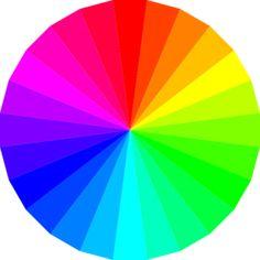 Rainbow Circle Clip Art