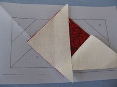 Pieced Brain: Paper Piecing Tutorial