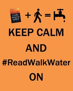 #ReadWalkWater—How a Book Leads to Social Action by Holly Mueller and David…
