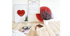 Miércoles de trabajo en nuestro taller bonito #calendario #octubre #pinterest