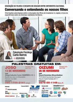 """""""Conversando e Entendendo os nossos Filhos"""". Presença especial da psicóloga Carla Barros! Participe! Informações 0272-55-1149 (Guia JP)"""