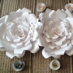 DIY Large Paper Flower – Dream Events in Paper