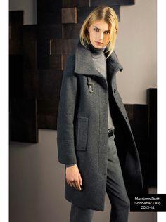 Model Sigrid Agren, Massimo Dutti'13