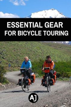 Essential Gear For Bicycle Touring