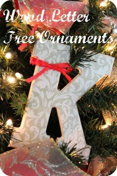 19 easy hand made Christmas crafts