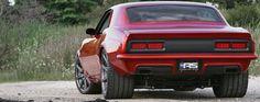 Custom 1968 Camaro
