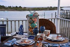 Tablescapes, Here Comes Summer! | The Painted Apron