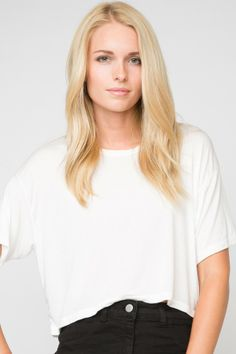 Brandy ♥ Melville   Trina Top - Clothing