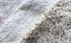 Cotton fabric from India | Flickr: Intercambio de fotos