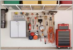 garage organization ideas If you own a garage, probably you already know that keeping it neat and tidy is not a small job. Still, there are ways of keeping this space well organized and clean, which can be used as a place where you store items that you do not use so often – like bikes, garden items, instruments, etc,etc. http://garagestorageideas.net/garate-storage-solution/