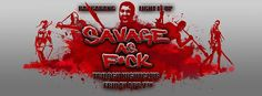 Savage as F*ck: Ragin Through The Ages Presented By Bangarang and Light it Up   This First Friday, April the 7th,