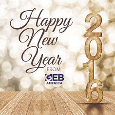 Happy New Year from GEB America! #HappyNewYear #HNY