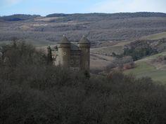 Chateau de Lugagnac - Rivière-sur-Tarn