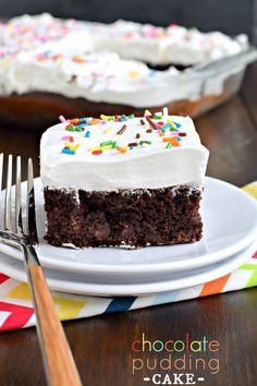 Chocolate Pudding Ca