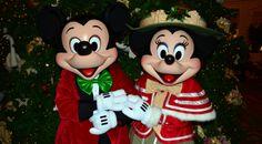 Walt Disney World Grand Floridian Christmas decor Christmas Characters Mickey and Minnie Disney World Christmas, Mickey Mouse Christmas, Minnie Mouse, Disney Visa, Disney Love, Disney World Trip, Disney Trips, Disney World Crowd Calendar, Christmas Characters