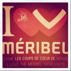 Love meribel - what's not to love about Meribel?