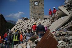 Sisma del centro Italia un mese dopo: approvato il decreto legge terremoto - di Fulvio Rocco de Marinis
