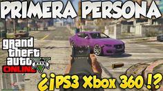 GTA 5 PRIMERA PERSONA PS3| Dash Lucas