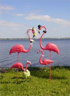 FLAMINGO WEDDING | flamingos-wedding.jpg  Flamingo ideas and inspiration