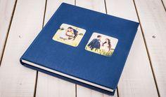 Fotoalbum 20x20, prezent dla rodziców oraz świadków