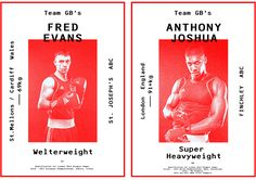 Team GB Boxing Squad / London Olympics 2012 on Behance