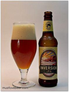 Deschutes Brewery Inversion IPA #craftbeer Best Craft Beers, Beer Photos, Beer 101, Ipa, Glass Bottles, Brewery, Beer Bottle, Drinks, Crafts