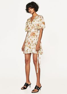 Everything New at Zara This Week-Zara Mini Dress with Print