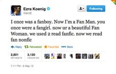 Vampire Weekend's Ezra Koenig Is Better At Twitter Than You
