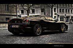 Ferrari F430 Scuderia by Mr Azrakino, via Flickr
