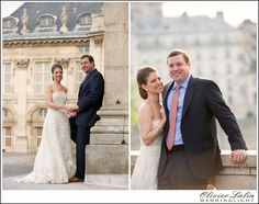 Paris Elopement: Betsey & Ryan's Luxembourg Garden Elopement | WeddingLight Events - Elope to Paris