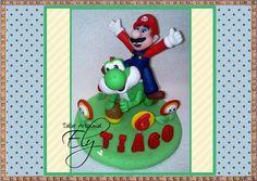 Mario Bross para mi bombon!