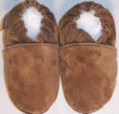 suede baby mocassins from Moxies baby shoes - suede shoes -...