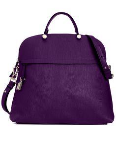 Furla Handbag, Piper Bugatti Medium Satchel- want