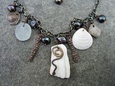 Charmed by the Sea by stacilouise on Etsy