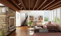 Diseño de Interiores - Salas