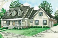 Ranch Plan: 1,767 Square Feet, 3 Bedrooms, 2 Bathrooms - 9035-00168 LOVE this!  Right sq footage (INCLUDING bonus room)... would need to adjust master bath and change master closet door to outside of bathroom  also love the kitchen layout... has the overlooking great room aspect but ALSO has the sink by the window and refrigerator can be accessed from dining room so less path-crossing