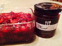 Tasty Cranberry,Cherry, Thyme,Brandy and Amaretto Sauce for Pork Chicken & Turkey