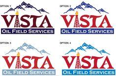 #graphicdesign #layoutservices #designservices #SignaramaColorado #Signs #colorado #designingsigns #logo #logodesigns  Logo collaboration with Vista Oil Field Services