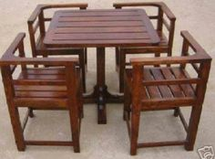 New small furniture projects chairs Ideas Folding Furniture, Space Saving Furniture, Home Decor Furniture, Pallet Furniture, Furniture Projects, Furniture Plans, Diy Home Decor, Furniture Design, Dining Furniture