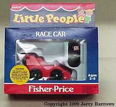 #2450 Race Car (complete)
