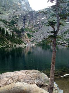 The name says it all. Emerald Lake is a 3.6 mile out and back trail located near Estes Park, Colorado that features a river. The trail is primarily used for hiking and is accessible from June until November.