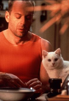 bruce willis - the fifth element