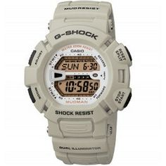 NEW Casio G-Shock Mudman Watch Model - G-9000-8VDR, Online at Best Price in Australia @ $133.67 Your Savings: $84.09 Only at Direct Bargains. Shipping FREE