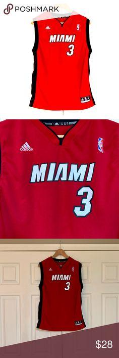 0af7599f3ab Miami Heat Dwyane Wade Jersey Miami Heat Dwyane Wade Jersey Perfect  Condition After a successful college